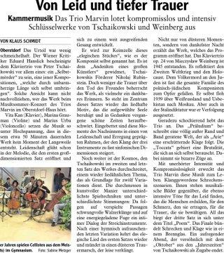 2019-08-02 PR-Bericht IS Oberstdorfer Musiksommer - Kammermusik