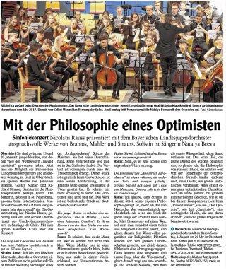 2019-08-03 PR-Bericht IS Oberstdorfer Musiksommer - Sinfoniekonzert