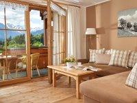 Alpensonne Wohnzimmer