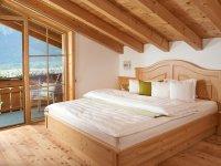 Alpenstern Schlafzimmer Holzfußboden 1920