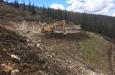 Der Abbau der Bergstation Ifenbahn ist weitgehend abgeschlossen