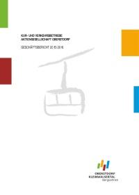 Geschäftsbericht 2015/16