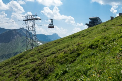 Sommertag am Fellhorn