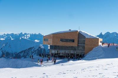 Bergstation Ifen