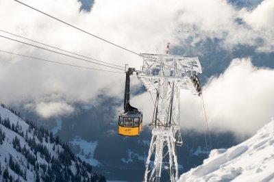 Wintertag am Nebelhorn