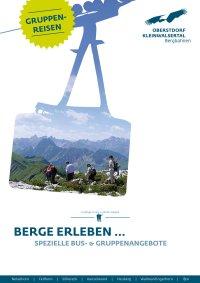 Busgruppen-Katalog Sommer 2018