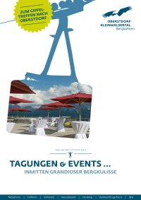 Flyer Tagungen+Events Sommer 2018