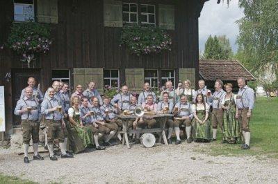 Musikkapelle Die Allgäu-Böhmischen