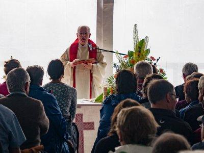 Pfarrer Koppitz bei Berglar Kierbe
