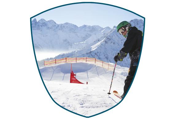 Adler7 Winter Fellhorn