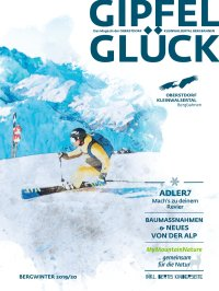 Magazin Gipfelglück Winter 2019/20