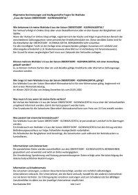 FAQ 6 für 5 Karte Oberstdorf Kleinwalsertal