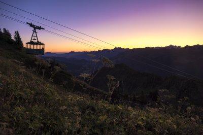 Sonnenaufgangsfahrt 2019