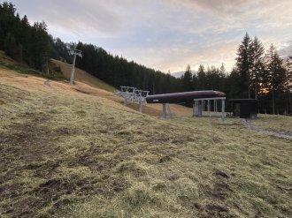 Neue Talstation Schrattenwangbahn