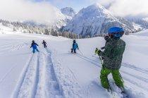 Tiefschnee Skifahren Kids @Frank Drechsel (31)