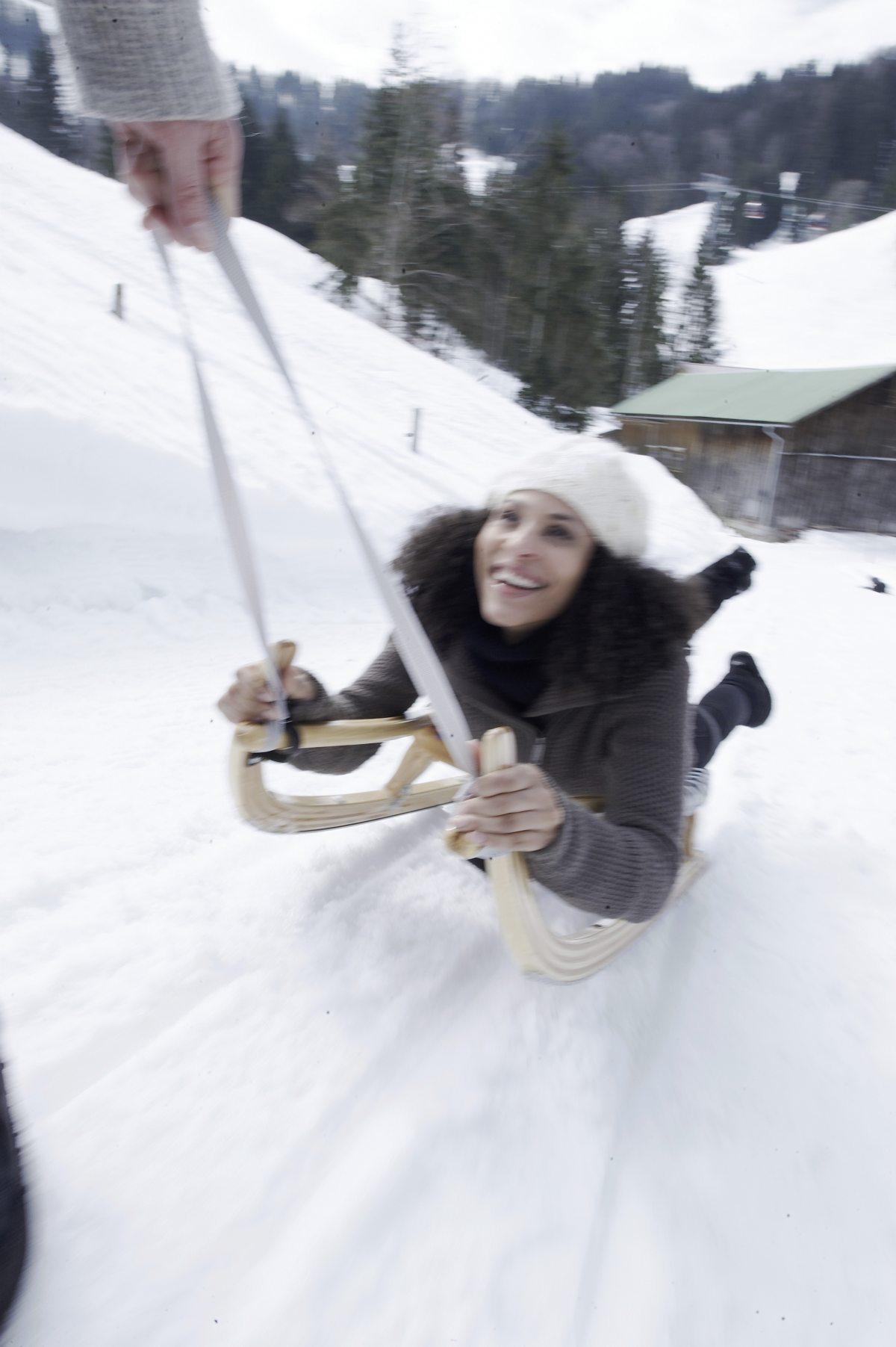 Wintervergnügen
