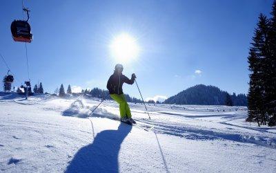 Vorsatz 4: Schnee-Spass