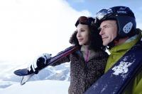 Skitouren auf Schneehöhen