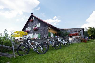 Lohnende Rast auf Allgäuer Berghütten