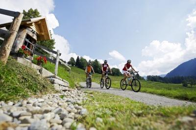 Mountainbiken im Allgäu