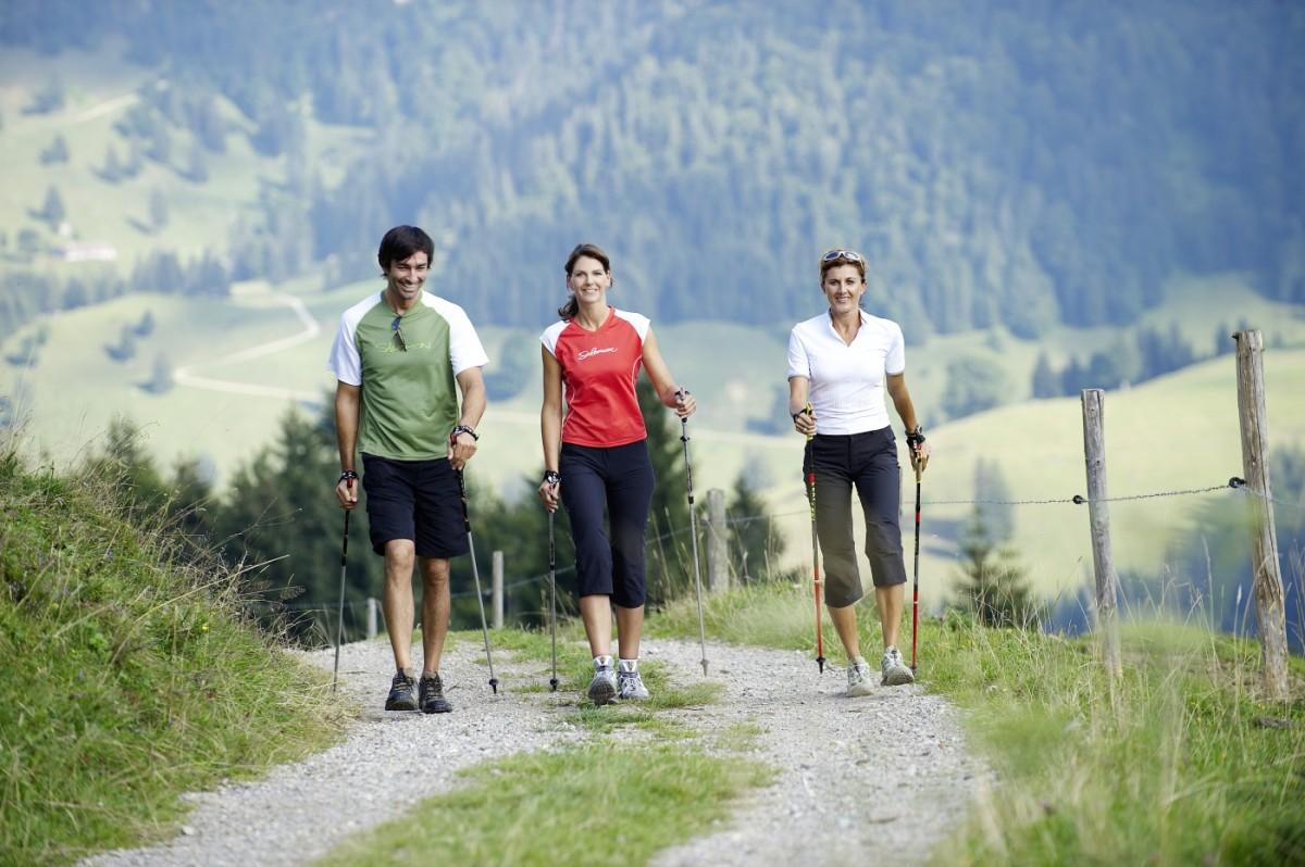 Nordic Walking-Park Oberstaufen