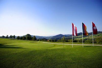 Panoramagolfen in Oberstaufen