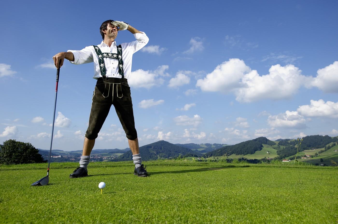 Traumhafte greens golfen in und um oberstaufen for Oberstaufen golf