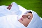 Alltag und Hektik weichen in der Packung bewusstem Erleben und Ruhe.