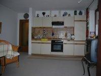 Kuechenzeile im Wohn/Esszimmer