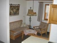 Kleine Ferienwohnung / Wohnzimmer