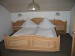 Kleine Ferienwohnung / Schlafzimmer