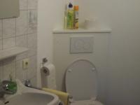 Die neue Dusche/WC