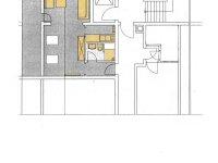 Plan Wohnung ohne kleines Zimmer