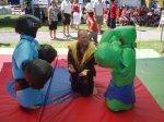 Kinder-Sumo! (Batman vs. Hulk!)