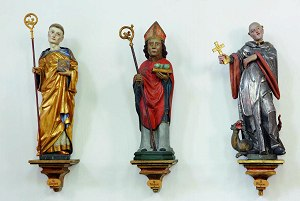 Leonhard, Nikolaus, Magnus