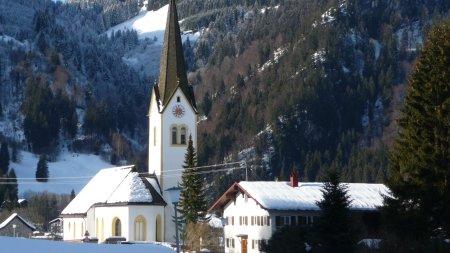 Pfarrhof Tiefenbach