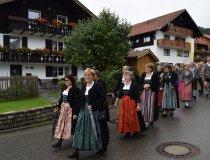 Pfarrfest Schöllang Festzug