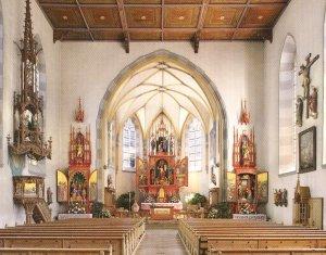 Pfarrkirche St. Johannes Baptist