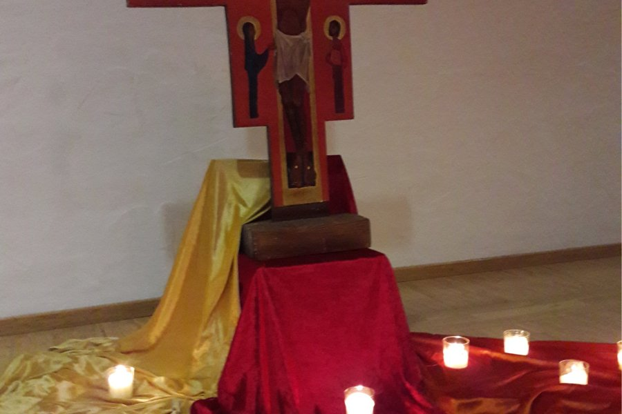 Taize-Kreuz