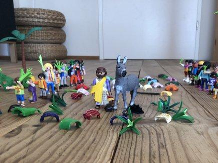 Palmsonntag Playmobil