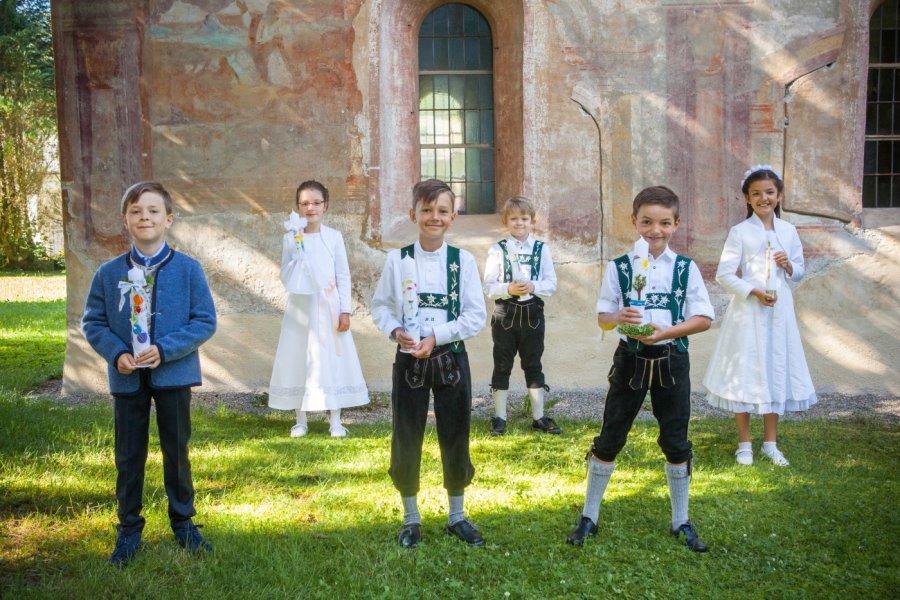 Erstkommunion Oberstdorf