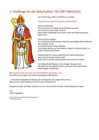 Challenge.Nikolaus
