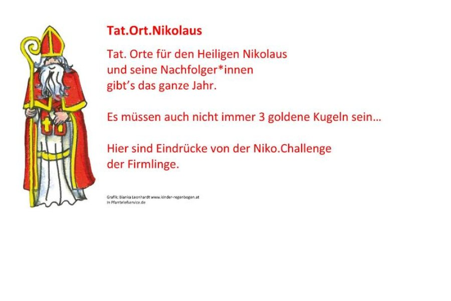 Niko.Challenge.Albumtitel