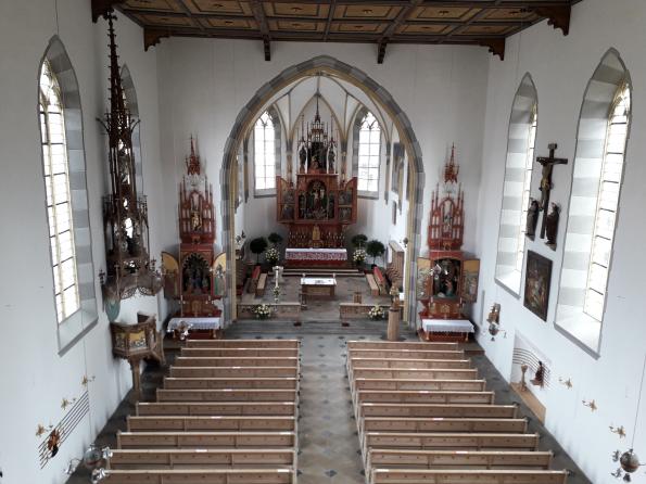 Bild Kirche innen