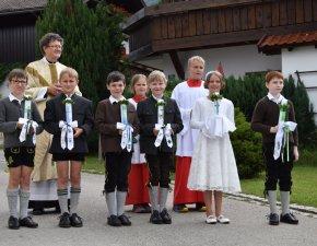 Gruppenfoto Schöllang