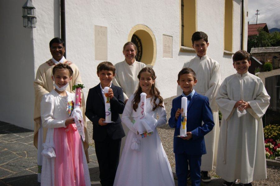 Gruppenfoto Tiefenbach 1