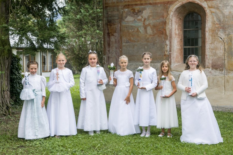 Erstkommunion Oberstdorf 11.7.2021