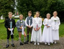 Erstkommunion Oberstdorf 18.7.2021