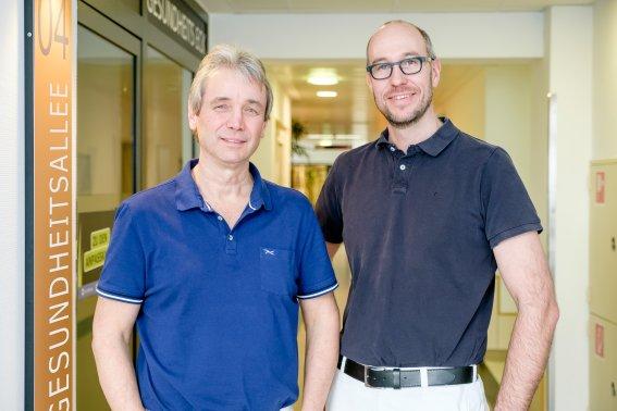 Ärzte-Team Dr. Müller-Eberstein & Michael Lachenmair
