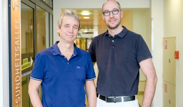 Ärzte-Team Dr. Müller-Eberstein und Michael Lachenmair